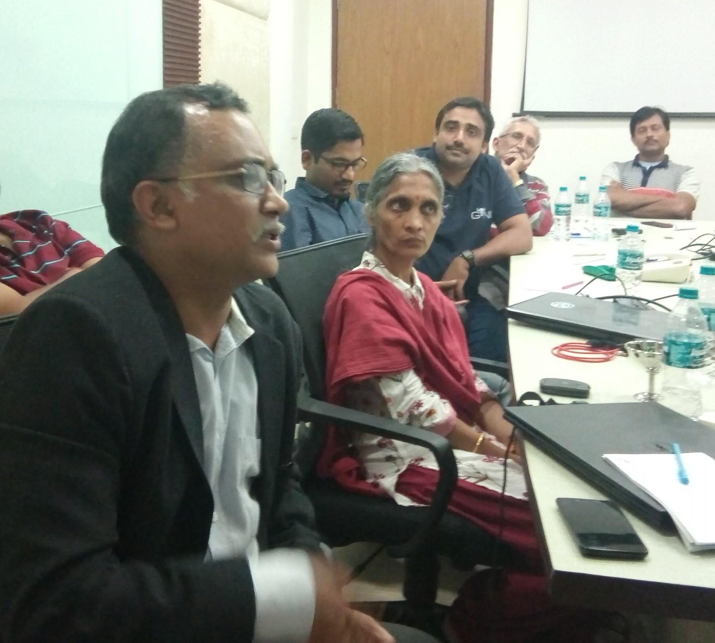 Indic Wikisource Speak: Dr. Hrishikes Sen