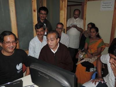 Kannada Wikipedia workshop at Sagara