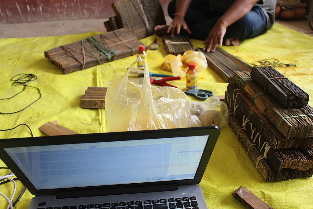 Bargarh Manuscript Digitisation Project