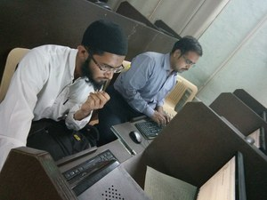 Marathi Wikipedia Edit-a-thon at Sangli, Maharashtra