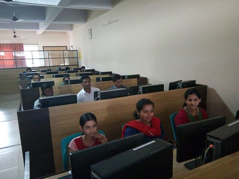 Marathi Wikipedia Workshop in Sangli, Maharashtra