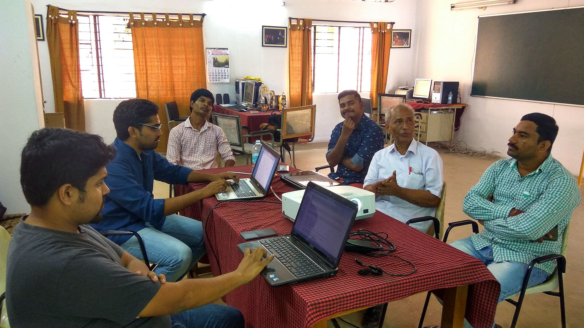 Mini Workshop on Tools: Wikipedia Monthly Meetup, Hyderabad
