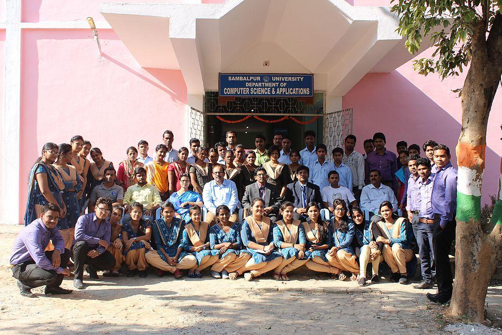 Odia Wikipedia: Sambalpur University Workshop