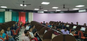SVG Translation Workshop at KBC North Maharashtra University