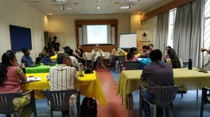 Wikimedia Workshop on Rivers under Project Jalbodh