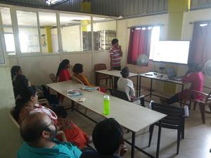 Wikisource Workshop at Vigyan Ashram, Pabal