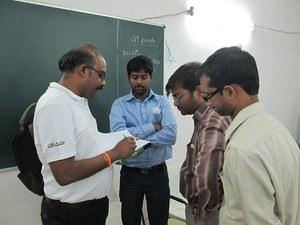 Telugu Wikimedia Hackathon 2014