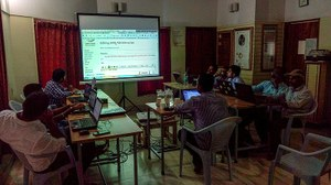 Wikipedia Workshop on Template Creation and Modification Conducted in Bengaluru