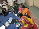 Women's Day Edit-a-thon at Jnana Prabodhini