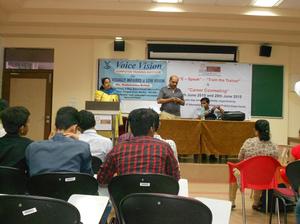 Report on Training in eSpeak Marathi