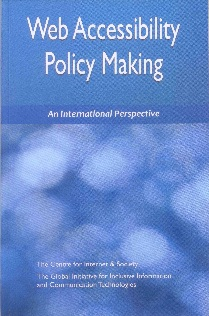 Web Accessibility Policy Making: An International Perspective