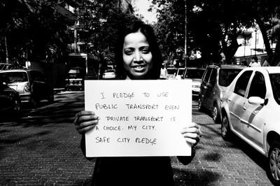 Safe City Pledge - Mumbai