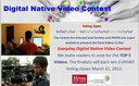 Vote for the Everyday Digital Native Video Contest!