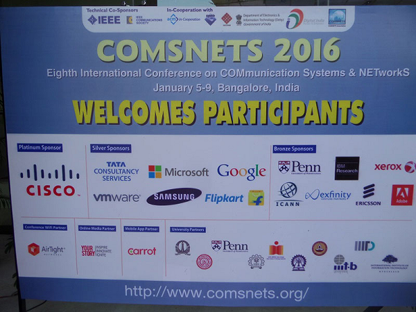 Comsnets