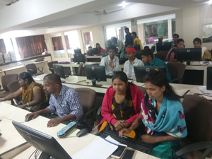 Kolhapur workshop