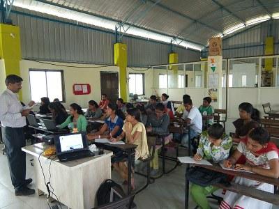 Marathi Wikipedia in Pune