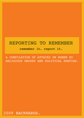 Reporting to remember