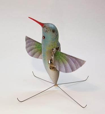 Humming bird drone