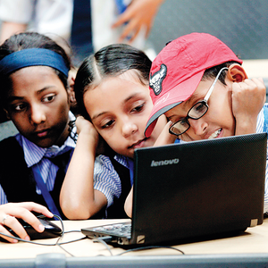 India's digital check
