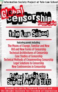 Global Censorship Conference