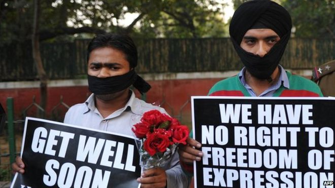 India's section 66A scrapped: Win for free speech