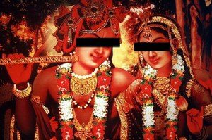 India: obscene pics of gods require massive human censorship of Google, Facebook
