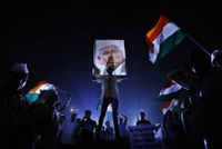 "India's social media ""spring"" masks forgotten protests"