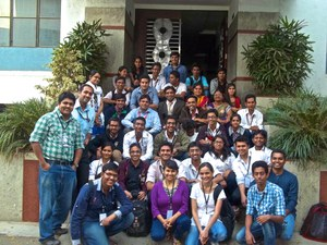 Celebrating the success of Wikipedia in Wikipedia Summit Pune 2013