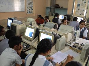 Gujarati Wikipedia Article Competition – 10 schools, 200 students, 20 articles on Gujarati Wikipedia