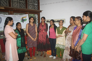 Indian WikiWomen celebrate Women's History Month