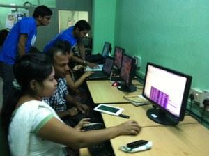 Launch of Assamese Wikipedia Education Program at Guwahati University