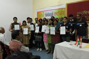 Odia Wikipedia Community Brings Wikipedia Education Program to IIMC, Dhenkanal