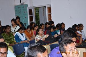 An Odia Wikipedia Workshop at Sambalpur