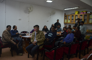 Odia Wikisource workshop at New Delhi