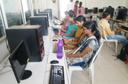 Telugu Wikipedia Winter Camp at Andhra Loyola College