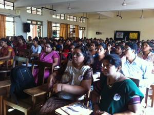 Wiki Women's Day in Goa