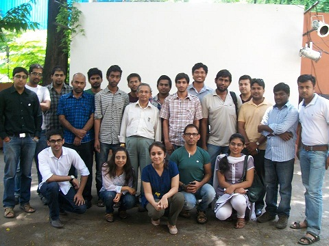 Wikipedia comes to Hyderabad!