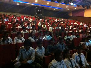 Wikipedia workshop @ Inmantec College, Ghaziabad