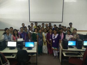 Kannada Wikipedia Education Program at Christ university: Work so far