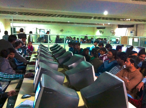 A Wiki Workshop at Raj Kumar Goel Institute of Technology, Ghaziabad