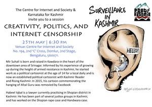 Creativity, Politics, and Internet Censorship