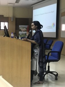Digital Humanities Alliance of India - Inagural Conference 2018 - Keynote by Puthiya Purayil Sneha