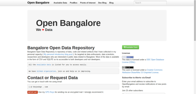 KNC 2015 - Open Bangalore