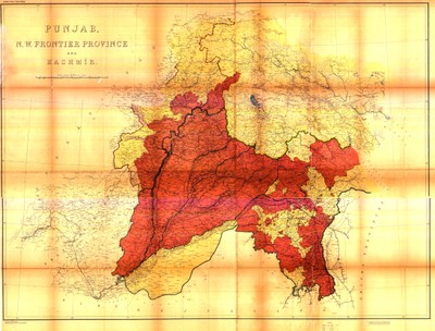 border map delhi archives