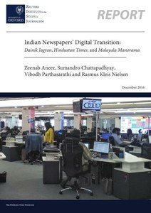 Indian Newspapers' Digital Transition