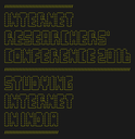 Internet Researchers' Conference 2016 (IRC16) - Selected Sessions