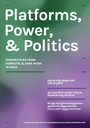 Platforms, Power, and Politics: Perspectives from Domestic and Care Work in India