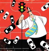 Law & Order through Traffic Systems